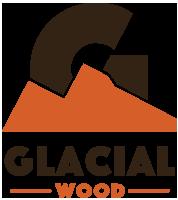 Glacial Wood logo