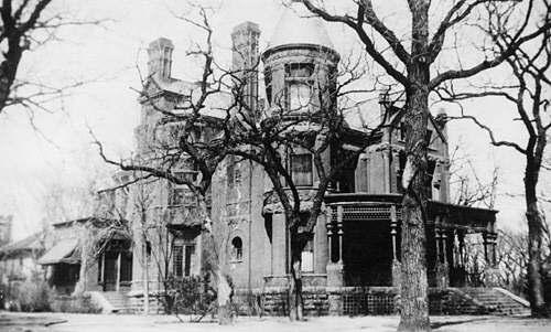 Foley Mansion Restoration