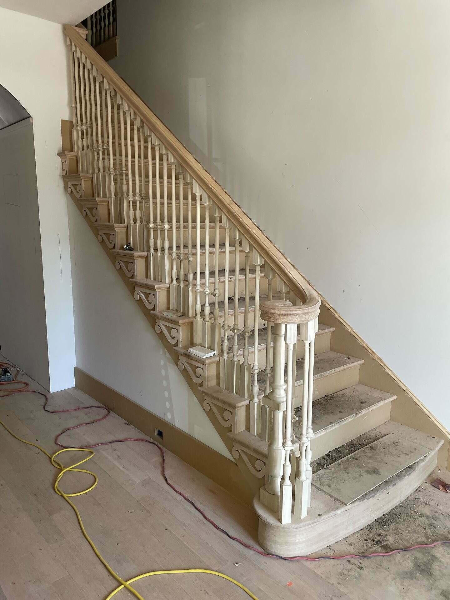 Trinity Stairs 1